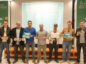 HelpMe! startup weekend novo hamburgo RS (Foto: Jauri Belmonte/Divulgação)