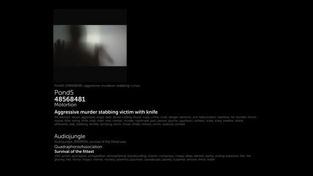 """Galeria Vermelho apresenta filme inspirado em """"Psicose"""", de Hitchcock (Foto: Divulgação)"""