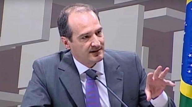 Marcelo Barbosa, presidente da CVM (Foto: Agência Senado)