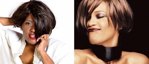 Vanessa Jackson vai interpretar os maiores sucessos de Whitney Houston no espetáculo  (Foto: Divulgação)