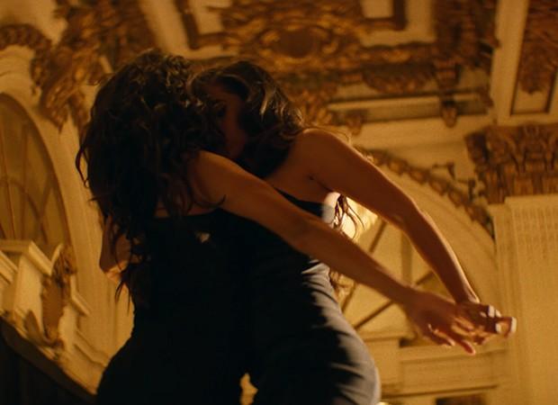 """Frames do vídeo """"Downtown"""" de Anitta  (Foto: Reprodução/ Youtube)"""