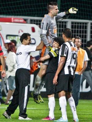 Victor, Atlético-MG, Independência (Foto: Bruno Cantini / Site Oficial do Atlético-MG)