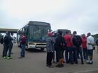 Bloqueio de garagens de ônibus afeta 348 mil pessoas no RS, diz EPTC
