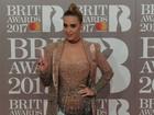 Famosos vão ao BRIT Awards 2017
