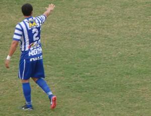 Camisa 2 Ypiranga-PE (Foto: André Vinícius / GloboEsporte.com)