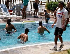 CRB treino (Foto: Júnior de Melo/Ascom de CRB)