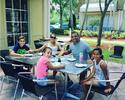 Após derrota para Jacaré, Vitor Belfort aproveita tempo com a família