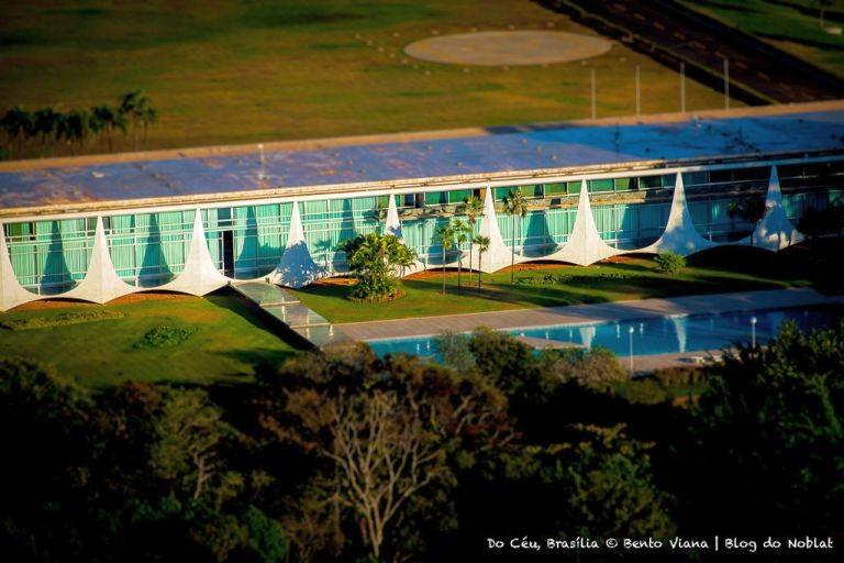 Palácio da Alvorada (Foto: Bento Viana)