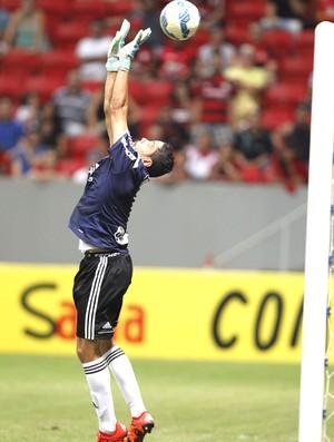 Diego Oliveira, Flamengo X Ponte Preta (Foto: Gilvan de Souza / Flamengo.com.br)