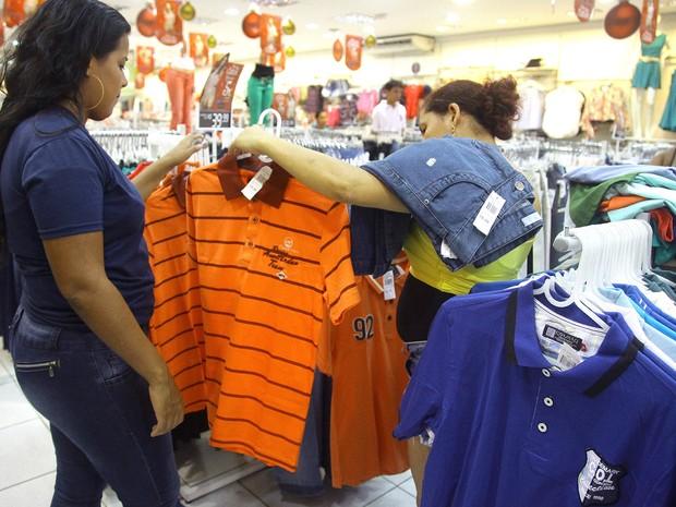 Horário de funcionamento das lojas será menor nos dias 24 e 31 (Foto: Flora Dolores / O Estado)