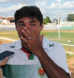 Clailton Ribeiro Petrolina (Foto: Magda Lomeu)
