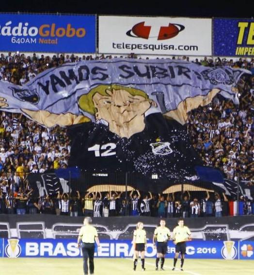caldeirão (Alexandre Lago/GloboEsporte.com)