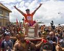 Joel Parkinson vira no fim, supera Michel Bourez e fatura a etapa de Bali