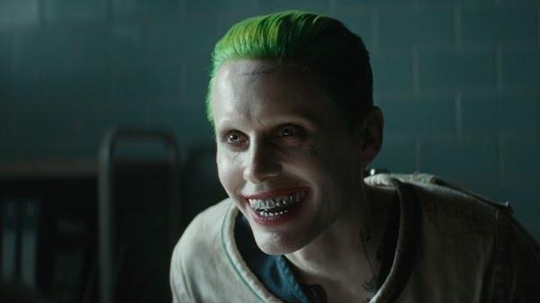 O ator Jared Leto no papel do vilão Coringa (Foto: Reprodução)