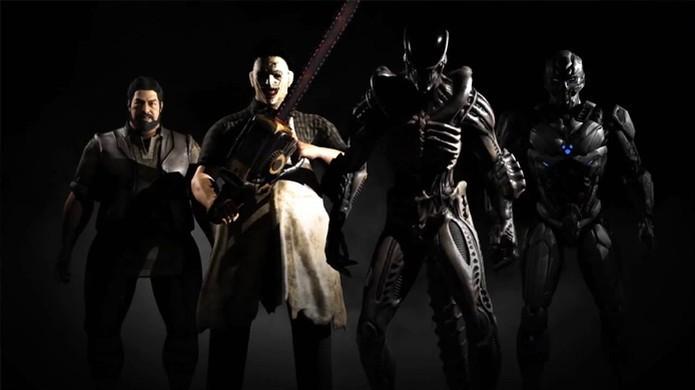 Mortal Kombat X: versão XL traz quatro novos personagens jogáveis (Foto: Divulgação/NetherRealm)