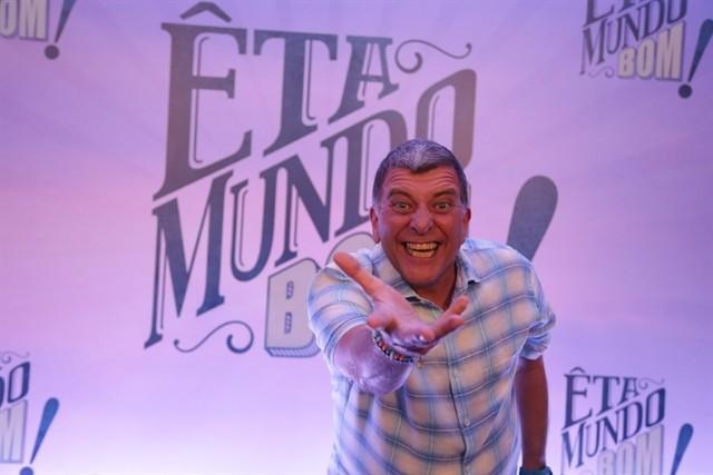 Jorge Fernando (Foto: Globo / Paulo Belote)