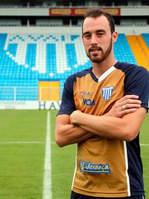 braga avaí (Foto: André Palma Ribeiro / Avaí FC)