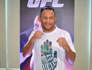 Dan Henderson luta em Natal no dia 23 de março no UFC Fight Night Combate: Shogun x Henderson 2 (Foto: Jocaff Souza)
