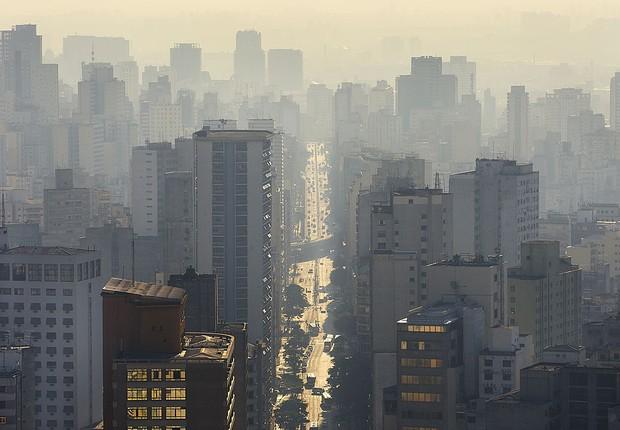 São Paulo, imóveis, prédios, mercado imobiliário (Foto:  Keiny Andrade/Getty Images)