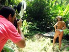 Assista ao vídeo com o making of do Paparazzo da ex-BBB Anamara