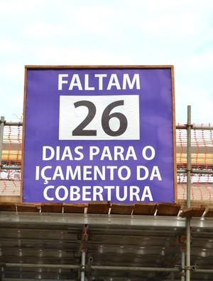 Obras Maracanã (Foto: Felippe Costa / Globoesporte.com)