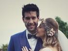 Daniel Del Sarto se casa em cerimônia íntima em Angra dos Reis