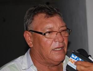 Freitas Nascimento, técnico do Campinense (Foto: Silas Batista)