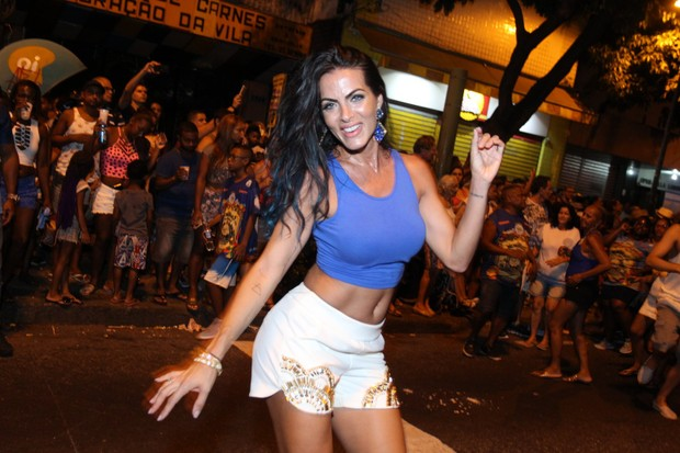 Carla Prata (Foto: Marcello Sá Barretto  / AgNews)