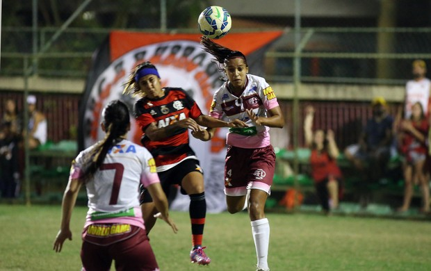 Flamengo Ferroviária futebol feminino semifinal
