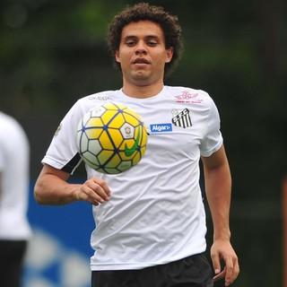Victor Ferraz Santos (Foto: Ivan Storti / Divulgação Santos FC)