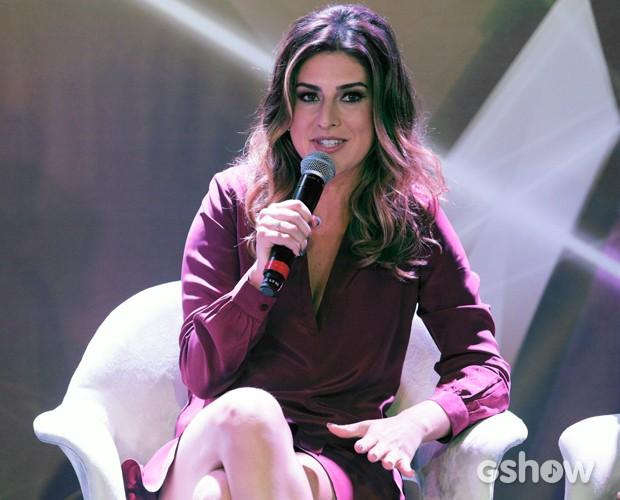 Fernanda Paes Leme (Foto: (Fábio Rocha/ TV Globo))