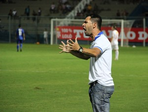 Técnico Zé Marco Atlético-AC (Foto: Adeilson Albuquerque)