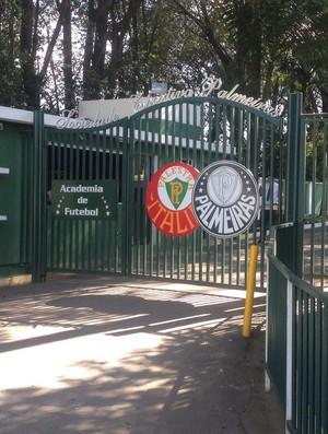 Academia de Futebol do Palmeiras (Foto: Felipe Zito)