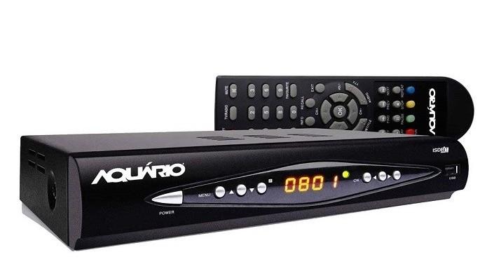 Veja como usar conversor para captar sinal digital na TV analógica (Foto: Divulgação/Aquário)
