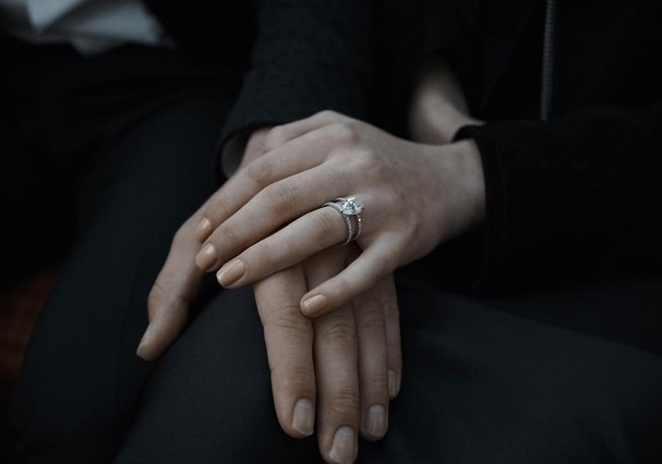 Joe Jonas e Sophie Turner anunciam o noivado (Foto: Reprodução/Instagram)
