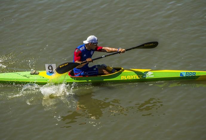 Caio Ribeiro leva quatro ouros no Campeonato Brasileiro (Foto: Flickr / Confederação Brasileira de Canoagem)
