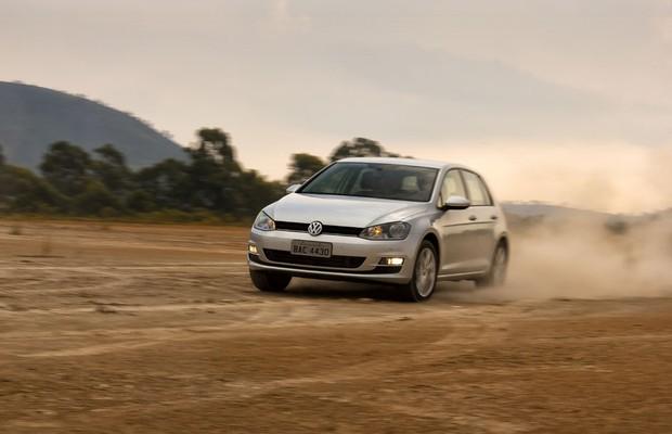 Volkswagen Golf 1.6 Comfortline nacional (Foto: Leo Sposito / Autoesporte)
