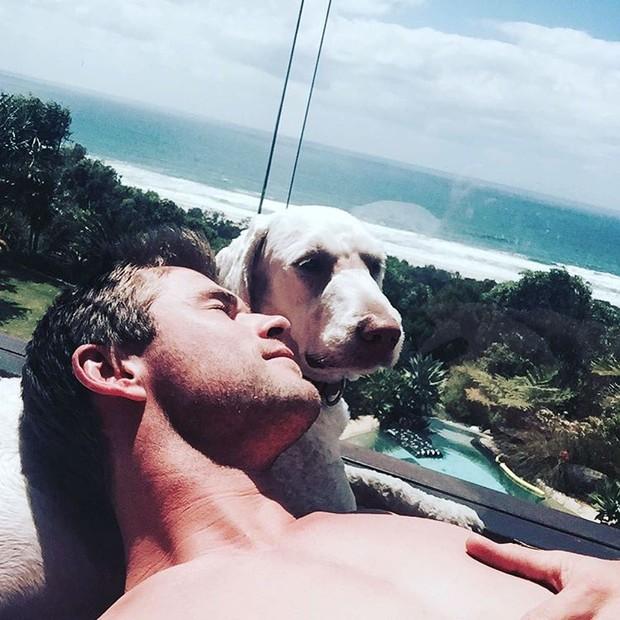Chris Hemsworth (Foto: Reprodução/Instagram)