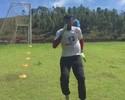 Sobe o morro! Preparador de Diego Alves implanta treino inovador em MG