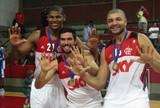"""""""Orgulho da Nação"""", basquete será homenageado antes de Fla x Galo"""