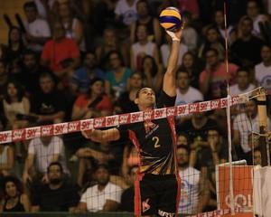 Bruno Temponi ponteiro Campinas vôlei (Foto: Cinara Piccolo / Vôlei Brasil Kirin)