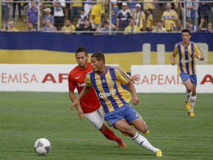 pelotas inter recopa (Foto: Ítalo Santos/Agência RBS)