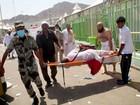 Número de mortos em peregrinação à Meca chega a 1.633