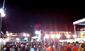 Encontro de trios elétricos encerra a última noite do Carnatal 2013
