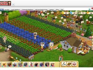 Com o novo site da Zynga, será possível jogar FarmVille sem usar os dados do Facebook (Foto: Divulgação)