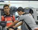 """Rocha acredita no título e vê ponto positivo em adiamento: """"Físico melhor"""""""