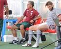 Henrique dá susto em Manaus, e Fred recebe o carinho da torcida no treino