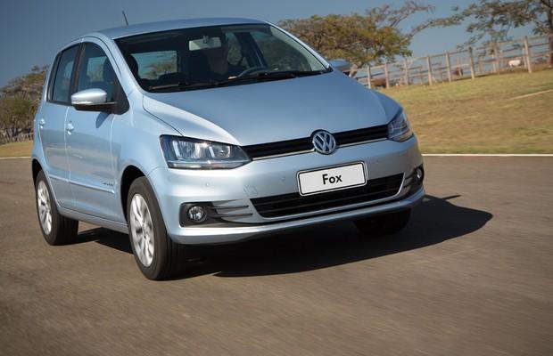 Volkswagen Fox 1.0 Comfortline (Foto: Divulgação)