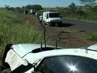 Mulher morre em acidente na rodovia Mário Perosa em Urupês