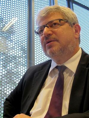 Ricardo Trade CEO Comitê organizador da copa do mundo (Foto: Vicente Seda)